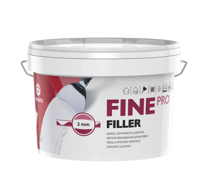 Fine Pro Filler