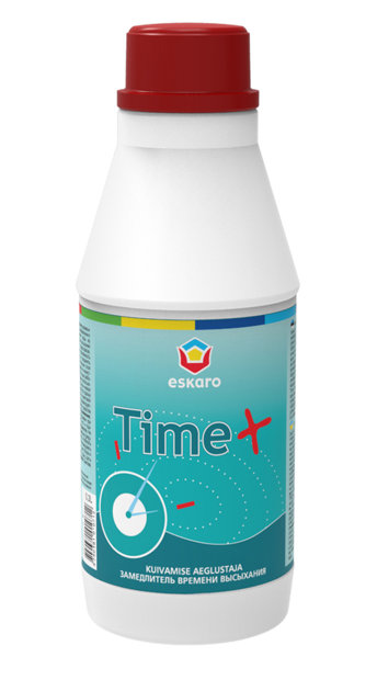 Time +